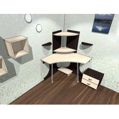 Стол компьютерный индивидуальный