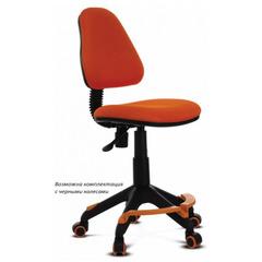 Кресло детское Бюрократ KD-4-F/TW-96-1 оранжевый TW-96-1 №1074963