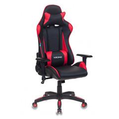 Кресло игровое Бюрократ CH-778/BL+RED две подушки черный/красный искусственная кожа №1075699