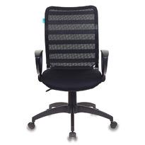 Кресло Бюрократ CH-599AXSN/32B/TW-11 спинка сетка черный №1116316