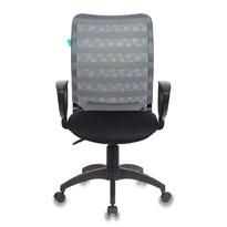 Кресло Бюрократ CH-599AXSN/32G/TW-11 спинка сетка серый  №1116317
