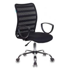 Кресло Бюрократ CH-599AXSL/ черный, серый