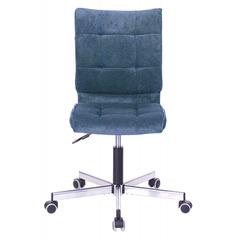 Кресло Бюрократ CH-330M темно-синий Light-27 крестовина металл хром № 1140648