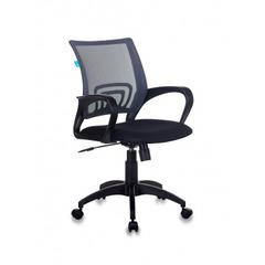 Кресло Бюрократ CH-695N/DG/TW-11 спинка сетка серый TW-04 сиденье черный TW-11 № 1163029