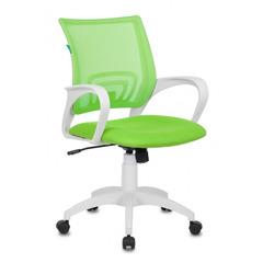 Кресло Бюрократ CH-W695N салатовый TW-03A TW-18 сетка/ткань крестовина пластик пластик белый № 1169416