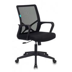Кресло Бюрократ MC-101/B/26-B01 спинка сетка черный TW-01 сиденье черный 26-B01 № 1185802