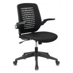Кресло Бюрократ CH-495/BLACK спинка сетка черный TW-01 NEO сетка/ткань № 1205574
