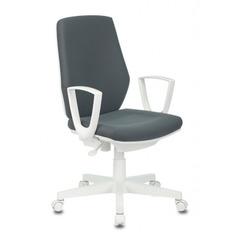 Кресло Бюрократ CH-W545/26-25 серый 26-25 (пластик белый) № 1209808