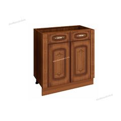 Стол кухонный (2 ящика с метабоксами) Глория 06.63.2