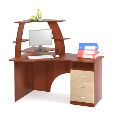 Стол компьютерный Универсал 03Н