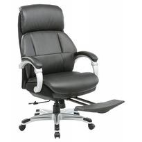 Кресло Бюрократ MIRO/BLACK подставка для ног №480979