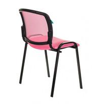 Стул Бюрократ ВИКИ/PK/TW-13A спинка сетка TW-06A сиденье розовый TW-13A № 677211