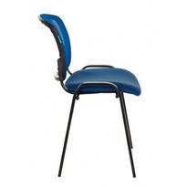Стул Бюрократ ВИКИ/BL/TW-10 спинка сетка TW-05 сиденье синий TW-10 № 844040
