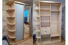 Купе шкаф в спальню