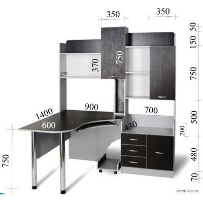 Домашний кабинет №4