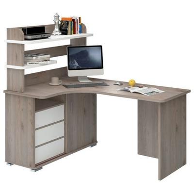 Стол компьютерный СР - 165 с надстройкой