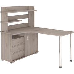 Стол компьютерный СР-145М ДН стол с надстройкой