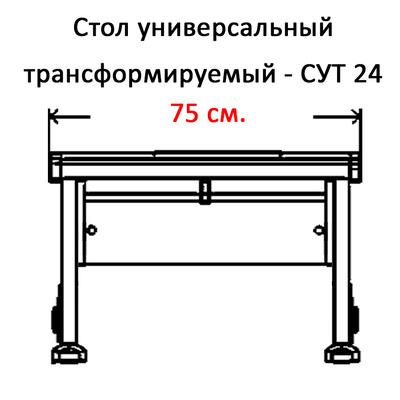 Парта Дэми СУТ 24