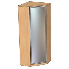 Шкаф №2 угловой