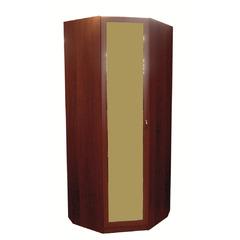 Угловой шкаф 02 с зеркалом