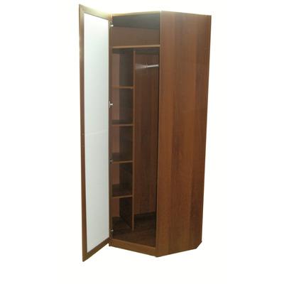 Шкаф угловой  02 с зеркалом